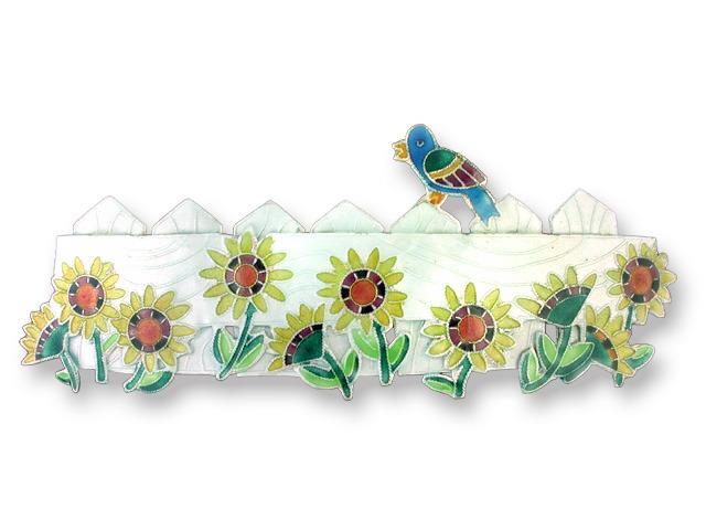 Zarah Co Jewelry 204486 Garden Bird Barrette Pendant