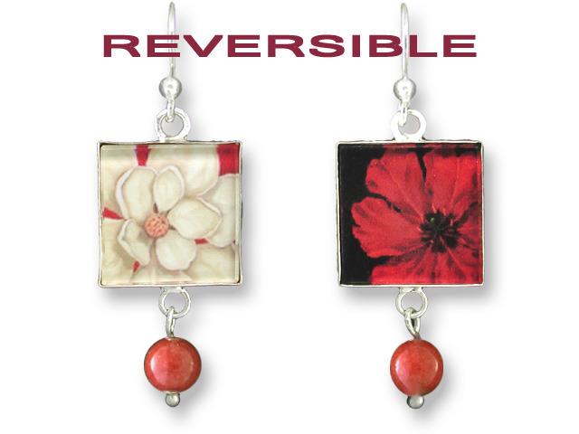 Zarah Co Jewelry 2101G1 Blooming Earrings