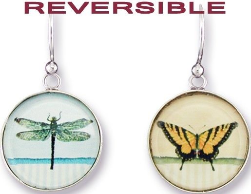 Zarah Co Jewelry 2111G1P Wings & Stripes Pin Brooch