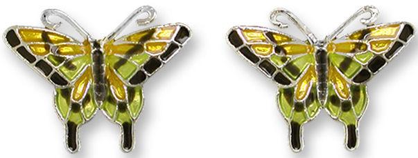Zarah 2137Z1 Swallowtail Post Earrings
