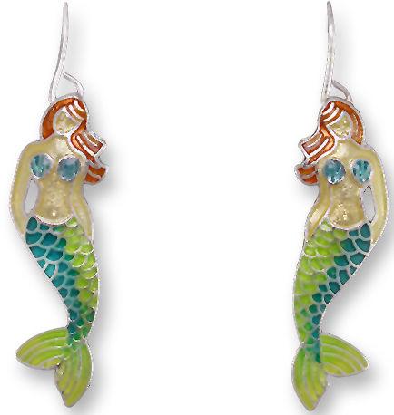 Zarah 2148Z1 Little Mermaid Earrings