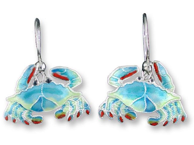 Zarah Co Jewelry 216001 Crab Earrings