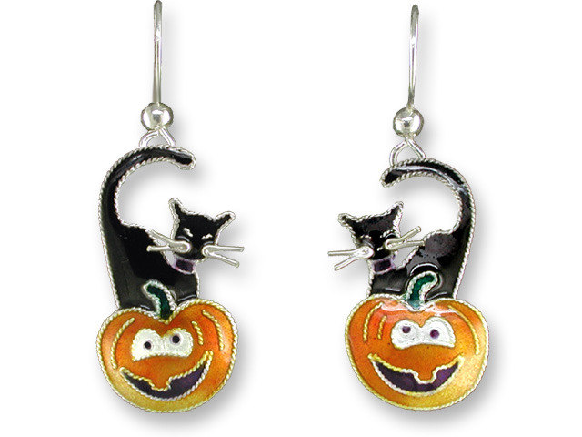 Zarah Co Jewelry 270891 Halloween Earrings