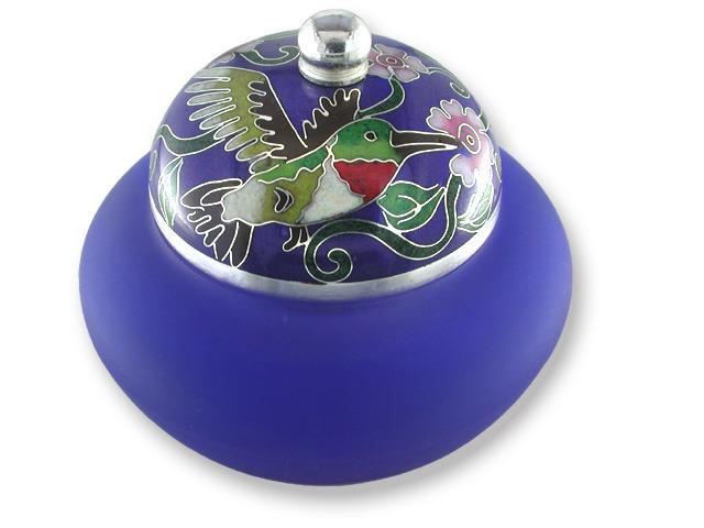 Zarah Co Jewelry 29012B Hummingbird Keepsake Box