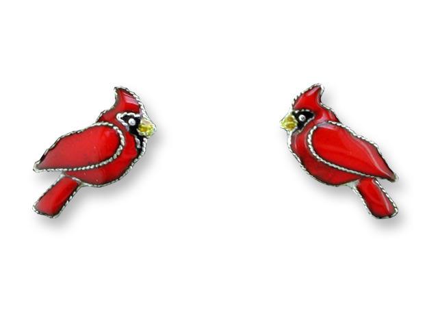 Zarah Co Jewelry 292891 Cardinal Earrings