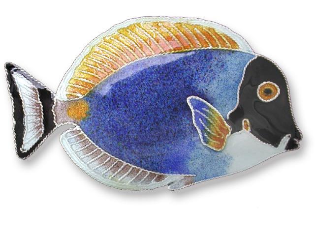 Zarah Co Jewelry 298102 Powder Blue Sturgeon