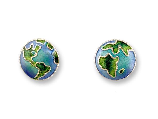 Zarah Co Jewelry 301601 Planet Earth Earrings