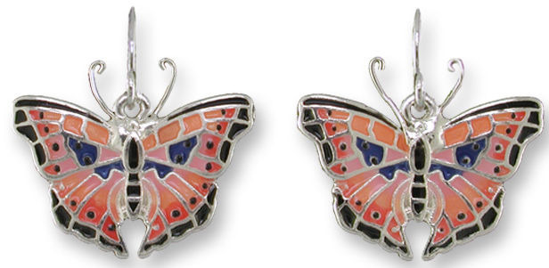 Zarah 3203Z1 Pink Madagascar Earrings