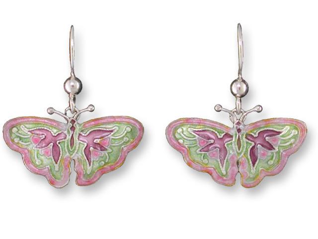 Zarah 321101 Butterfly Montage Earrings