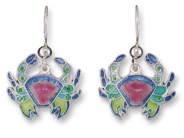 Zarah Co Jewelry 321901 Crab Montage Earrings