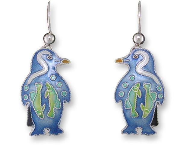Zarah Co Jewelry 322001 Penguin Montage Earrings
