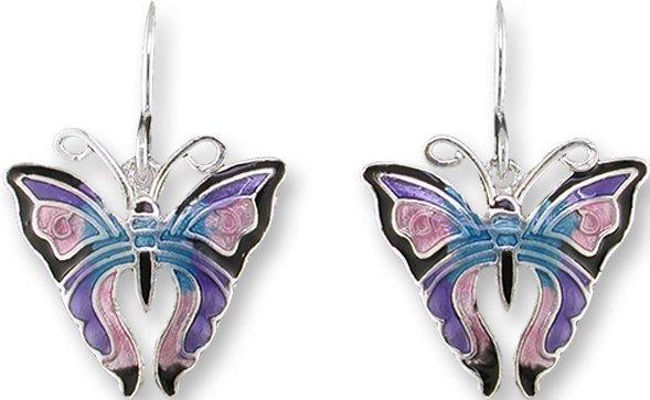 Zarah 3223Z1 Madame Butterfly Earrings