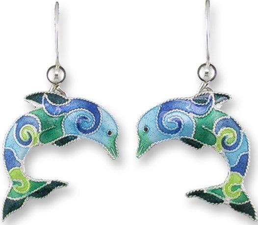Zarah Co Jewelry 323401 Wave Dancer Earrings