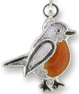 Zarah Co Jewelry 324301P Robin Pendant