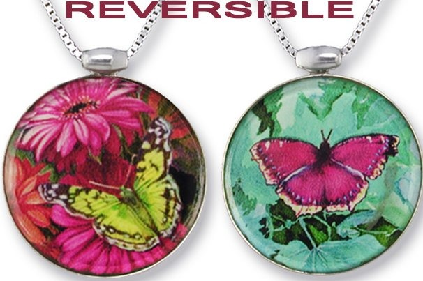 Zarah 3304G7 Butterfly Effect Necklace