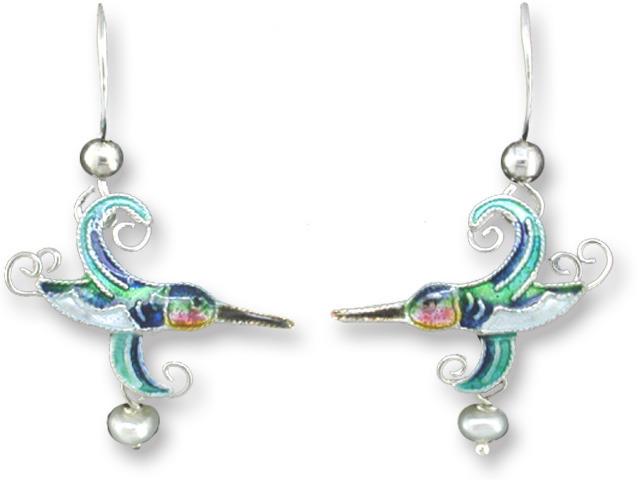 Zarah Co Jewelry 332301 Pearly Hummingbird