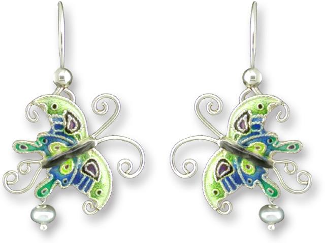Zarah Co Jewelry 332601 Pearly Butterfly