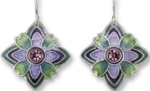 Zarah Co Jewelry 413501P Florentine Pendant on Chain