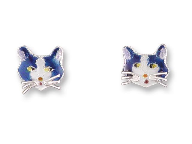 Zarah Co Jewelry 574001 Cat Face Earrings