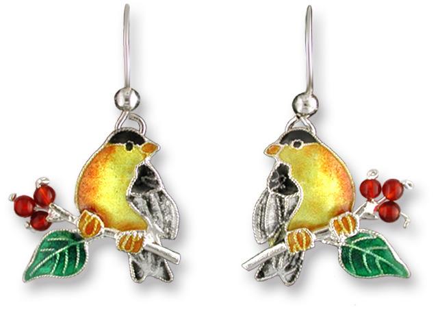 Zarah Co Jewelry 711101 Goldfinch Earrings