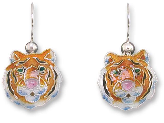 Zarah Co Jewelry 716001 Little Tiger Earrings
