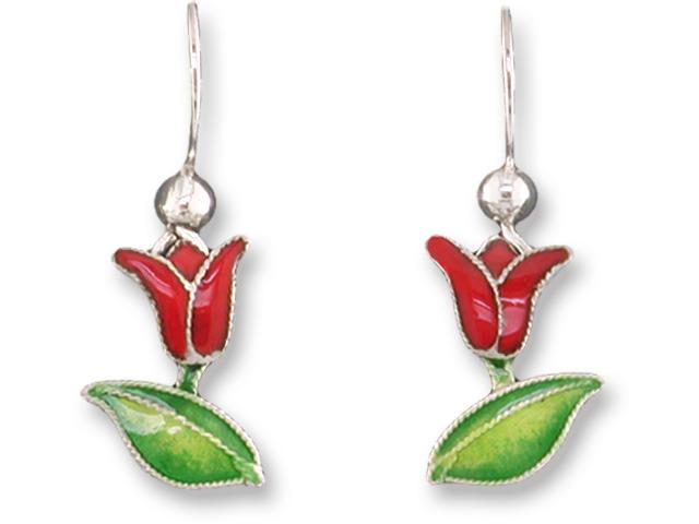 Zarah Co Jewelry 716601 Red Tulip