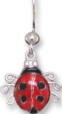Zarah Co Jewelry 716701P Ladybird Pendant