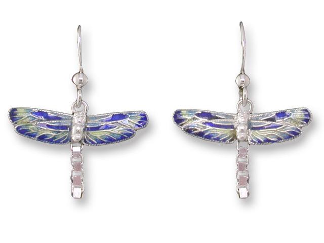 Zarah Co Jewelry 717401 Little Dragonfly Earrings