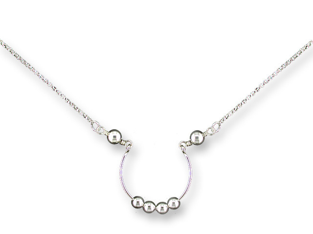 Zarah Co Jewelry CH157 Charm Holder Necklace