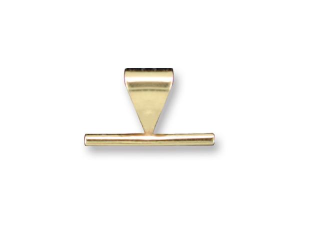 Zarah Co Jewelry CPP1V Sm Vermeil Pin Pendant Coverter
