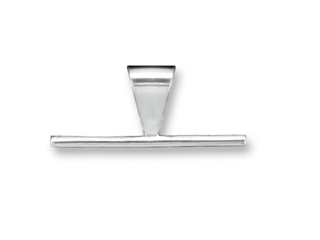 Zarah Co Jewelry CPP2S Medium Silver Pin Pendant Converter