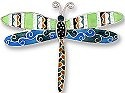 Zarah Co Jewelry 204102 Jungle Dragonfly Pin Brooch