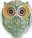 Zarah Co Jewelry 2123Z1P Baby Hoot Pendant on Chain