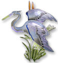 Birds - Herons