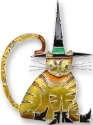 Zarah Co Jewelry 2174Z2 Pointy Hat Cat