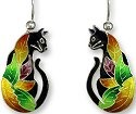 Zarah Co Jewelry 270501 Time to Leave Earrings