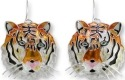 Zarah Co Jewelry 2909Z1 Bengal Tiger Head Earrings