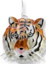 Zarah Co Jewelry 2909Z1P Bengal Tiger Head Pendant