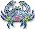 Zarah Co Jewelry 321902 Crab Montage Pin Brooch
