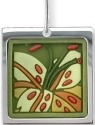 Zarah Co Jewelry 3303V1P Yellow Lily Pendant