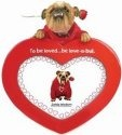 Zelda Wisdom 4854 Bulldog Love-A-Bull Photo Frame